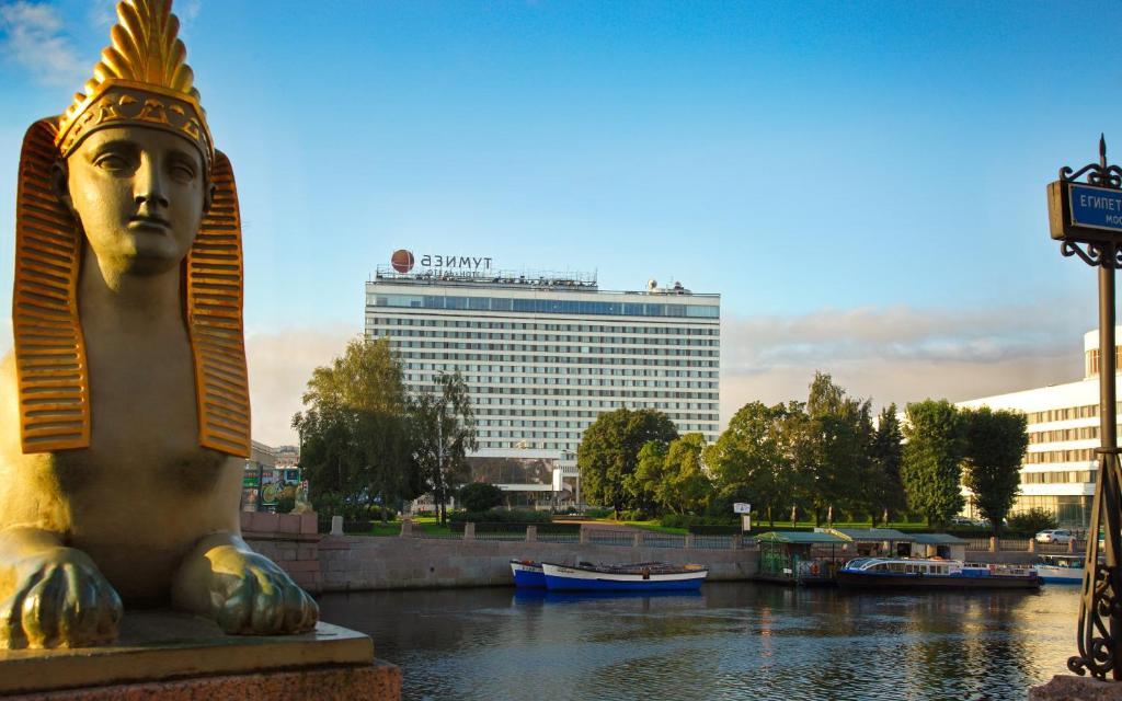 Гостиница «Азимут отель» метро Технологический институт